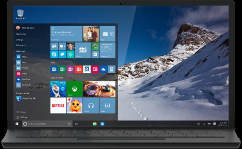 Технологии: Скачать Windows 10