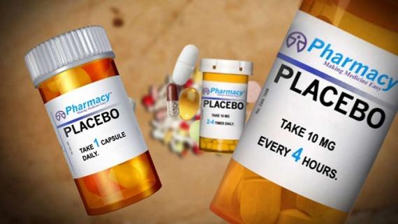 Интересное: Эффект плацебо