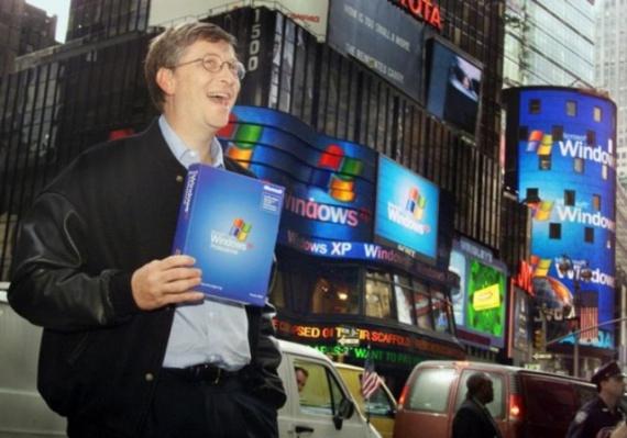 Технологии: Взлеты и падения Microsoft