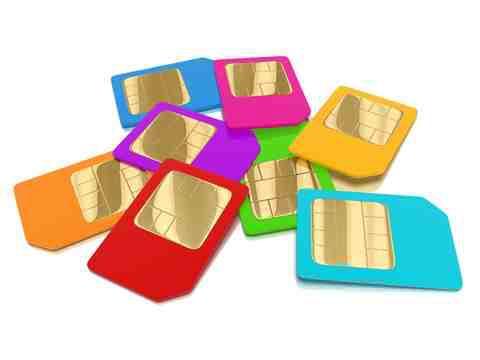 Закон: Лимит на SIM-карты