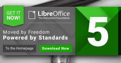 Технологии: LibreOffice — 5.0