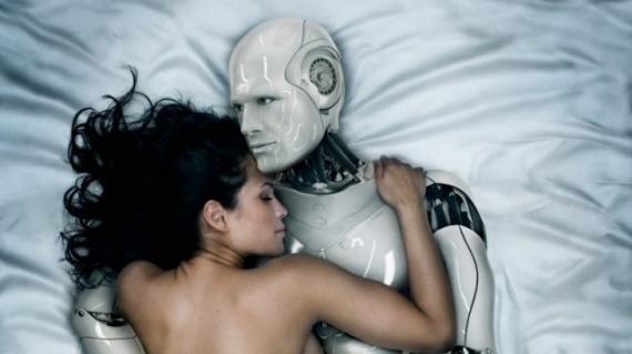 Интересное: Секс с роботом