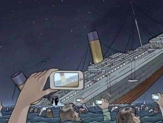 Картинки: Титаник в наши дни