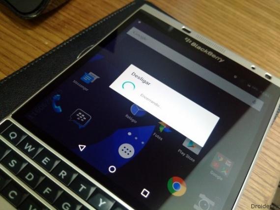 Технологии: BlackBerry Passport на Android