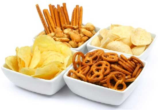 Здоровье: Самая вредная еда