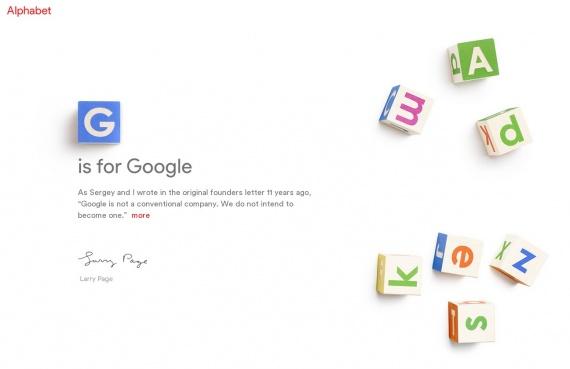 Технологии: Google сменила имя