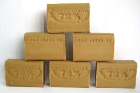 Полезные советы: Хозяйственное мыло