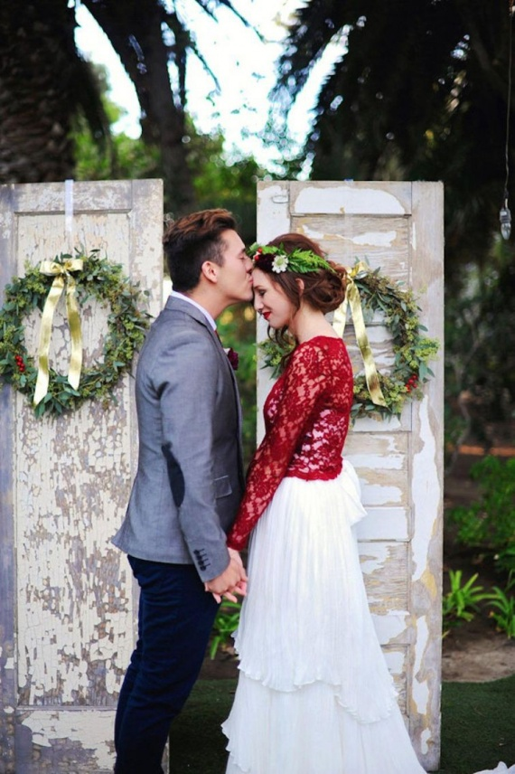 Интересное: Свадебные платья