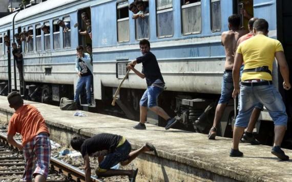 Общество: Македония. ЕС