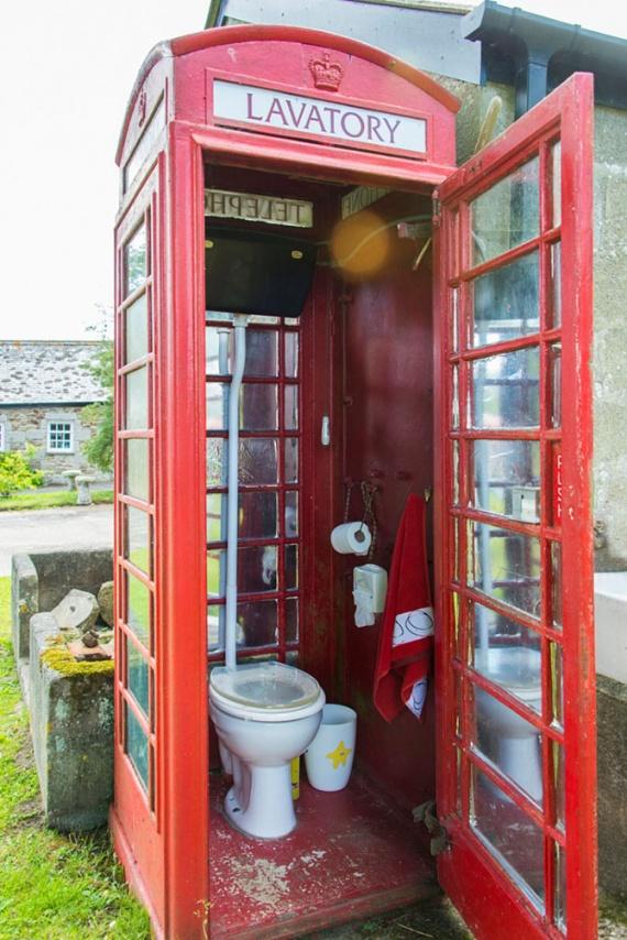 Интересное: Туалеты