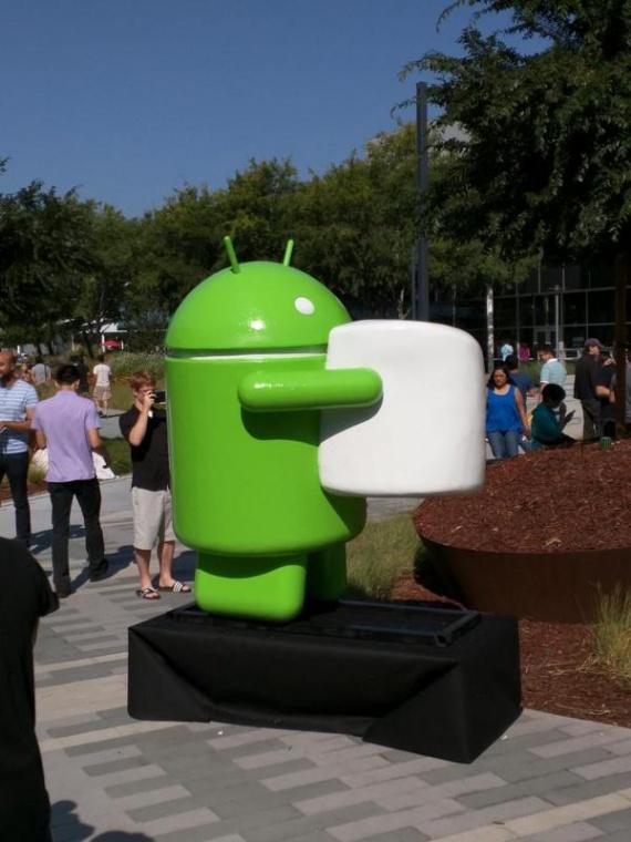 Технологии: Android 6.0