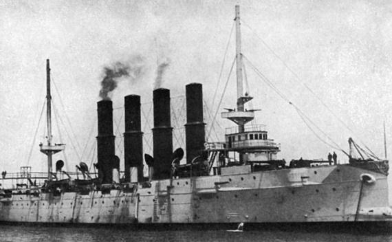 История крейсера *Варяг*