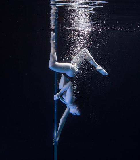 Блог djamix: Танцы под водой