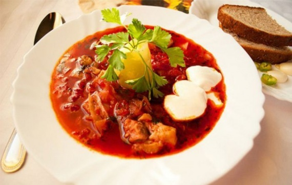 кухня: История некоторых блюд
