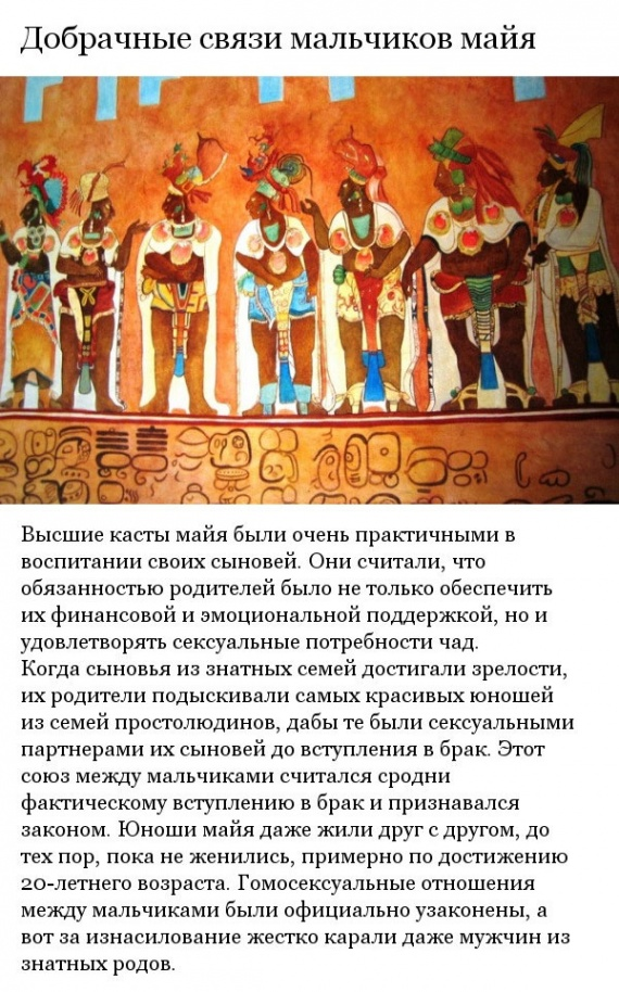 История: Древний мир. Обычаи