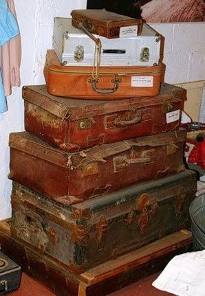 Интересное: История чемодана