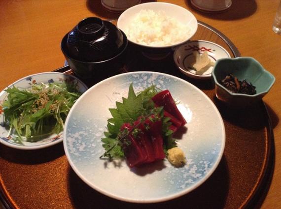 кухня: Японские деликатесы