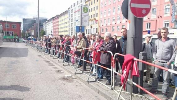 Политика: О беженцах от жителя Германии