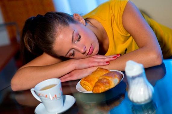 Здоровье: Усталость от еды?