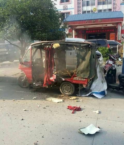 Проишествия: Теракты в Китае