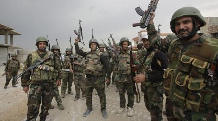 Война в Сирии. День шестой.