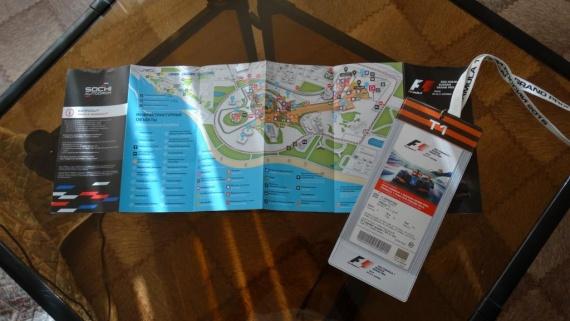Спорт: Формула 1 в Сочи