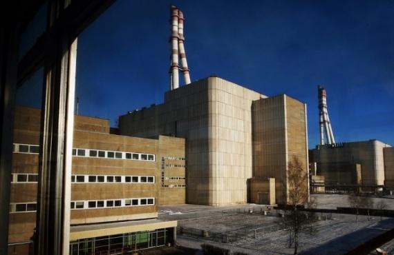 Экономика: Ингалинская АЭС