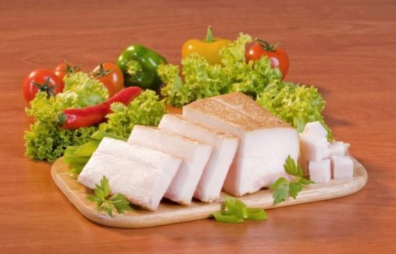 кухня: Вкусное сало