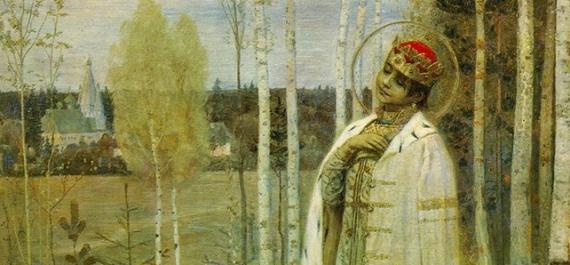 История: Иван Грозный и его жены