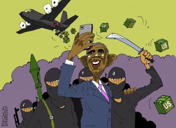 Война: Джихад против России
