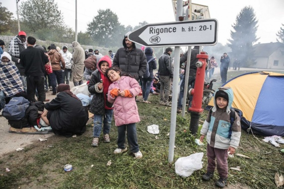Политика: Орды европейцев