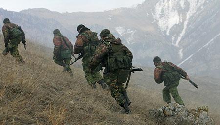 Война: Группа Заслон