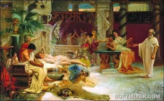 История: Проституция в истории