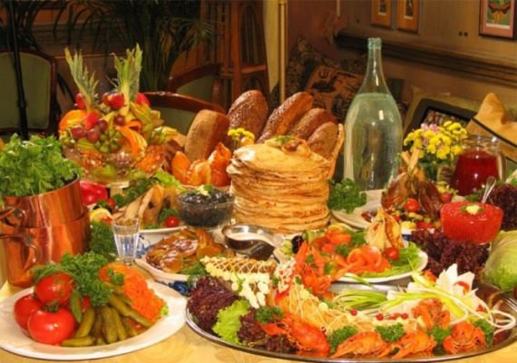 Древнерусская кухня