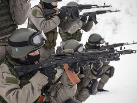 Война: День спецназа