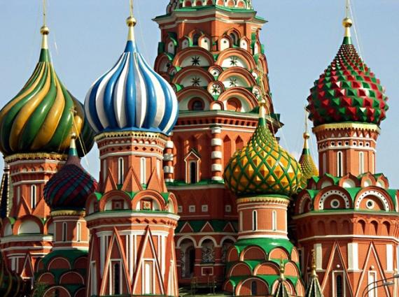Страны: Британцы о России