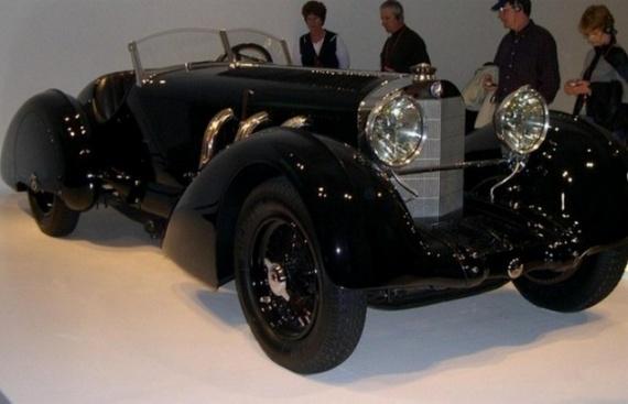 Интересное: Старинные автомобили