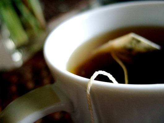 Здоровье: Из чего делают чай?