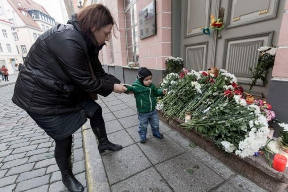 Общество: В Эстонии скорбят