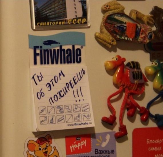 Картинки на холодильник