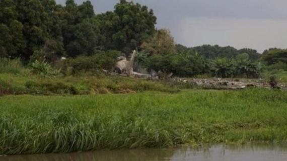 Проишествия: В Судане упал самолет
