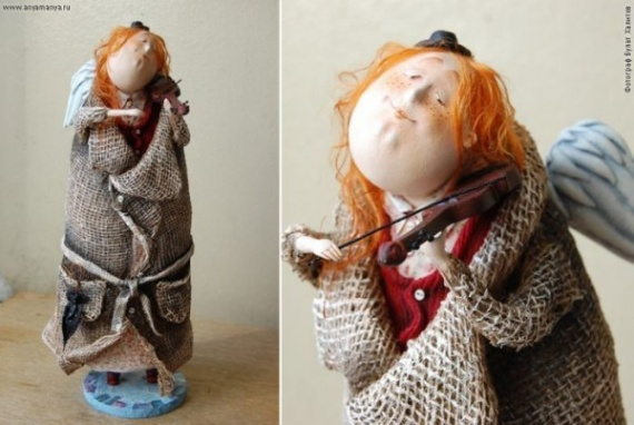 Интересное: Интересные куклы