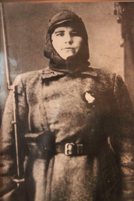 История: Анка-пулеметчица - настоящая история