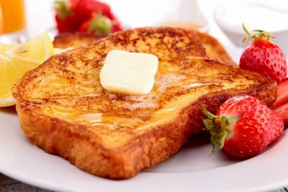 кухня: Быстрые завтраки