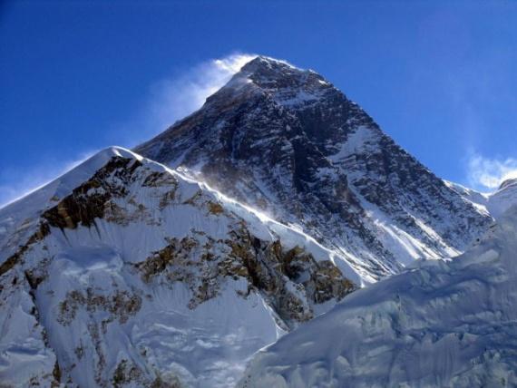Интересное: Почему Эверест?
