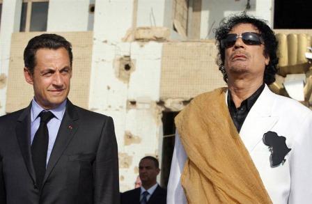 Политика: Каддафи был прав