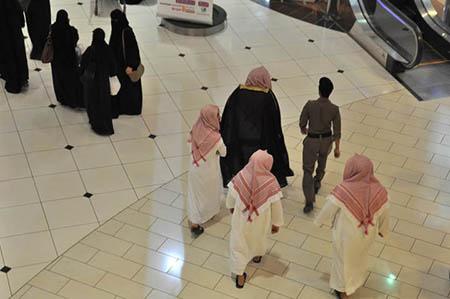 Семья: Свадьба в Саудовской Аравии