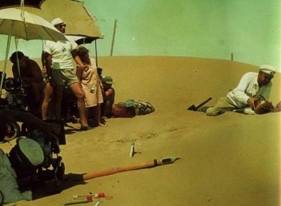 Интересное: Как снимали *Белое солнце пустыни*
