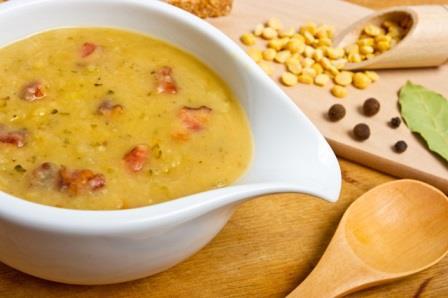 кухня: Гороховый суп