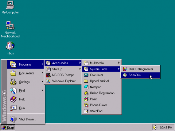 Технологии: 30 лет продаж Windows